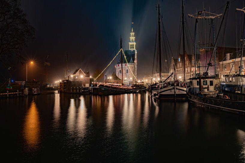 Tour principale de Hoorn sur @endstraphoto