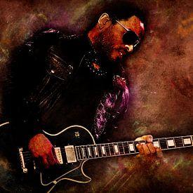 Lenny Kravitz von Nic Opdam