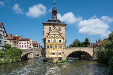 Bamberg in Duitsland van Elles Rijsdijk