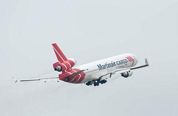 Martinair Mc Donell Douglas MD 11 Freighter van