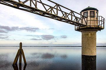 Havenlicht Oostmahorn van Tilja Jansma
