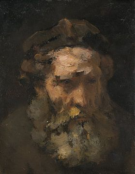 Oberhaupt des Heiligen Matthäus, Rembrandt