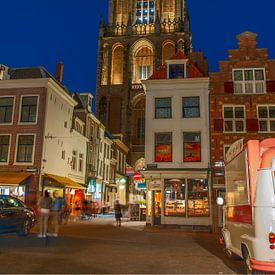 Op een mooie zomeravond! van Robin Pics (verliefd op Utrecht)