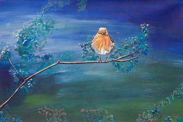 The Little Bird (Pieps) von Susanne A. Pasquay