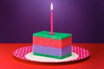 Gâteau spongieux sur Steve Van Hoyweghen
