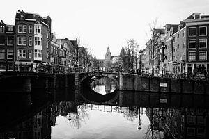 spiegelgracht Amsterdam van