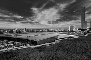 Uitzicht op Rotterdam Centraal von FotoNederland / Henk Tulp