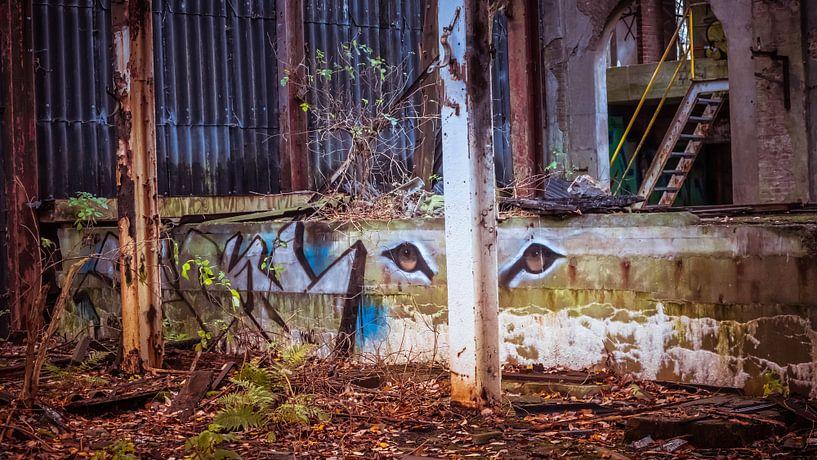 Das alte Ziegelwerk Teil 5 von Brigitte Blaauw