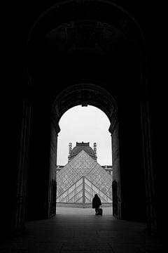 A Paris silhouette van MAT Fotografie