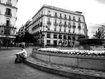 Madrid sur Oscar van Crimpen