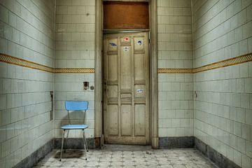 Urbex Eenzame stoel von Jack Tet
