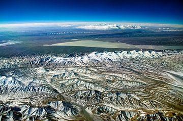 Einsame Landschaften der Mongolei von Denis Feiner