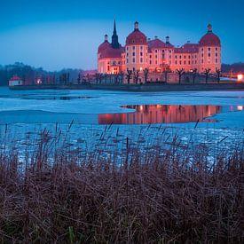 Winter in Moritzburg von Martin Wasilewski
