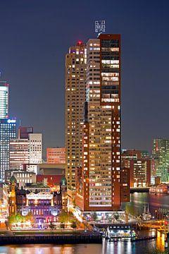 Montevideo en hotel New York te Rotterdam van