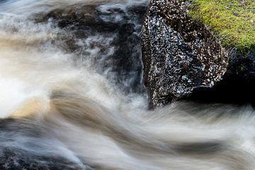 Zweden landschap 107 van Geertjan Plooijer