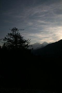 Laatste uur in de Franse Alpen