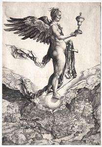Nemesis, Albrecht Dürer