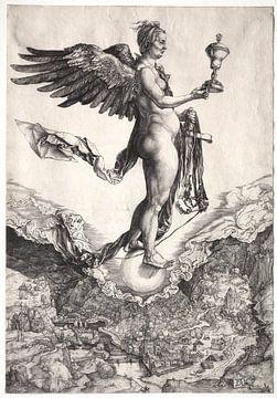 Nemesis, Albrecht Dürer van De Canon