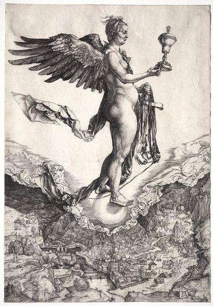 Nemesis, Albrecht Dürer von De Canon