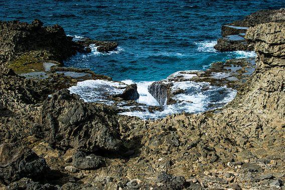 Stilte na de storm, Boka Pistol Curacao van Paul van Putten