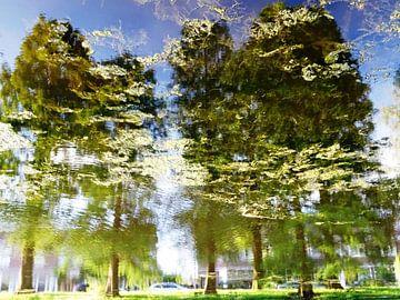 Urban Reflections 81 van MoArt (Maurice Heuts)