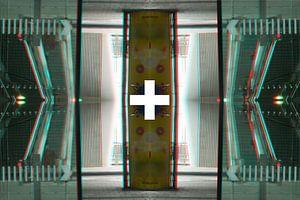 Enter Here (Geometrics) van