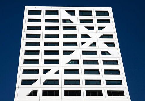 Moderne architectuur van Maurice de vries