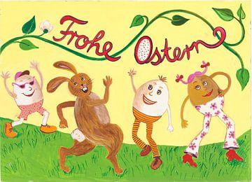 Oster-Gesellschaft van Dorothea Linke