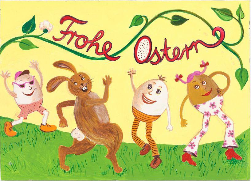 Oster-Gesellschaft von Dorothea Linke
