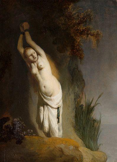 Rembrandt van Rijn, Andromeda van Rembrandt van Rijn