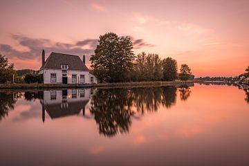 Veerhuis in Schiebroek van Annemieke Klijn