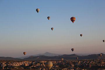 Luchtvaart ballonnen van