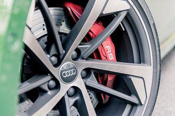 Audi RS5 sur Sytse Dijkstra