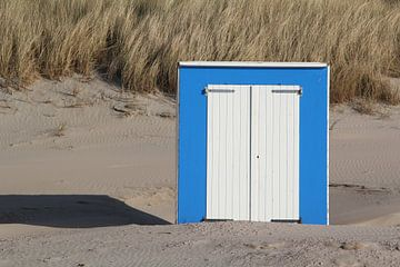 Strandhuisje  van Erick van Bommel