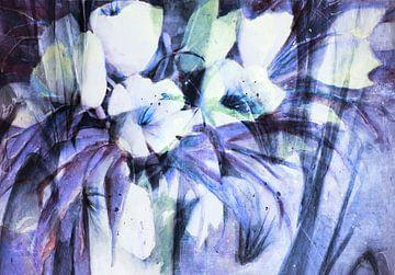 witte Tulpen - samenvatting van Christine Nöhmeier