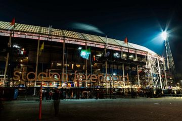 Stadion Feyenoord van René Groenendijk