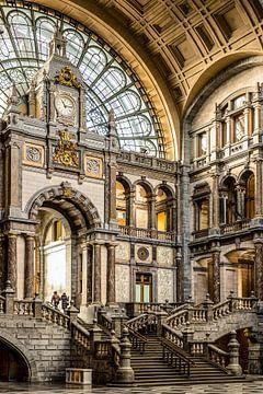 De Hemelpoort van Antwerpen van Jan de Vries
