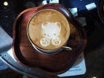 Schöne Tasse Cappuccino! von Eline Melis