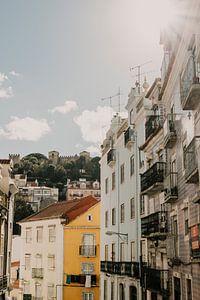 Streets of Lisbon von