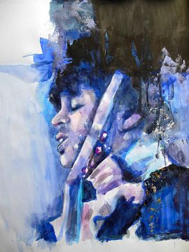Prince Purple Rain von Lucia Hoogervorst