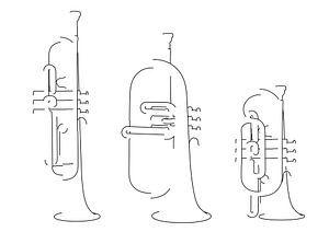 Niet altijd een trompet