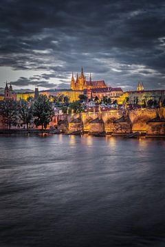 Prague Castle von Iman Azizi