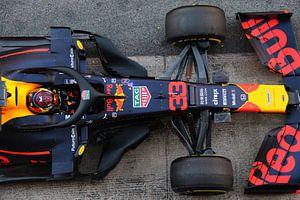 Max Verstappen - RB15- Pre-season testing Barcelona 2019 van Charrel Jalving
