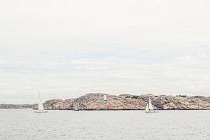 Segeln in Schweden von Chantal Kielman