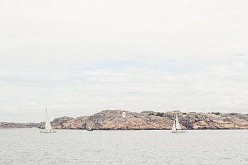 Zeilen in Zweden van Chantal Kielman