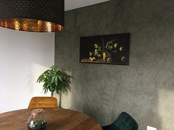 Kundenfoto: Stilleben Tulpen von Monique van Velzen
