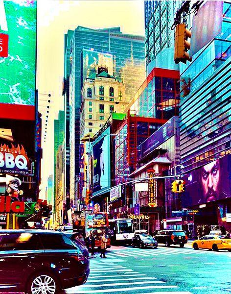 New York, New York von Kathleen Artist Fine Art