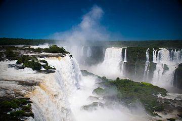 Iguazu Wasserfälle von Sjoerd van der Wal