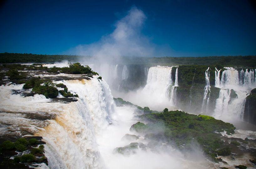 Iguazu Watervallen van Sjoerd van der Wal