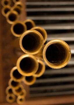 Orgelpijpen von Paul Glastra Photography